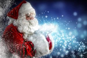 Visit Santa at the Sonoma County Holiday & Gift Show